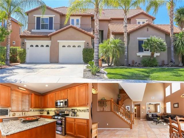 32477 Angelo Drive, Temecula, CA 92592 (#SW17191103) :: Allison James Estates and Homes