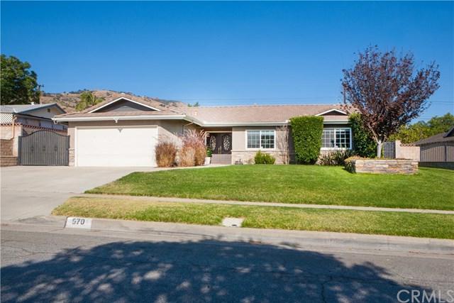 570 Thornhurst Avenue, Glendora, CA 91741 (#CV17189992) :: RE/MAX Masters