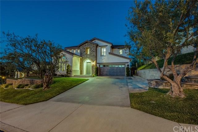 1156 S Night Star Way, Anaheim Hills, CA 92808 (#PW17190609) :: Ardent Real Estate Group, Inc.