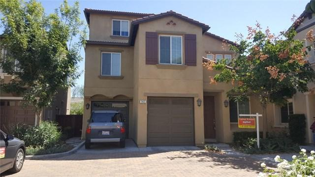 142 W Pebble Creek Lane W, Orange, CA 92865 (#PW17191348) :: Ardent Real Estate Group, Inc.