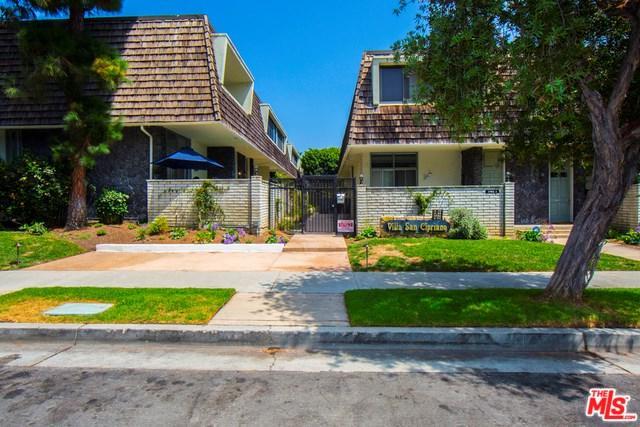 4778 La Villa Marina L, Marina Del Rey, CA 90292 (#17258082) :: Allison James Estates and Homes