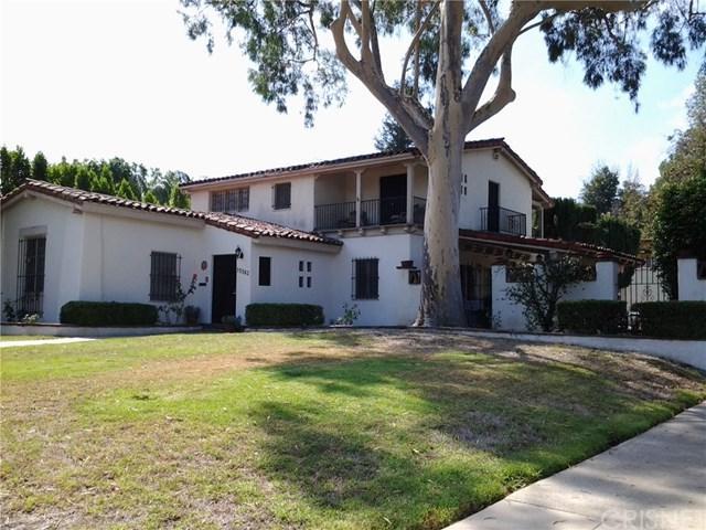 15362 Sutton Street, Sherman Oaks, CA 91403 (#SR17190717) :: The Brad Korb Real Estate Group