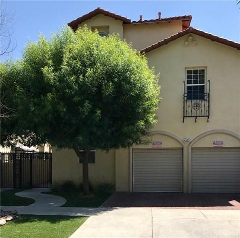 4442 Vista Del Monte Avenue #1, Sherman Oaks, CA 91403 (#SR17190834) :: Allison James Estates and Homes