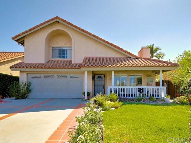 24 Salvia, Rancho Santa Margarita, CA 92688 (#OC17190528) :: DiGonzini Real Estate Group