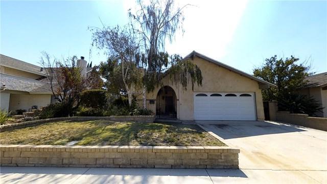 25315 Via Ramon, Valencia, CA 91355 (#SR17191367) :: The Brad Korb Real Estate Group