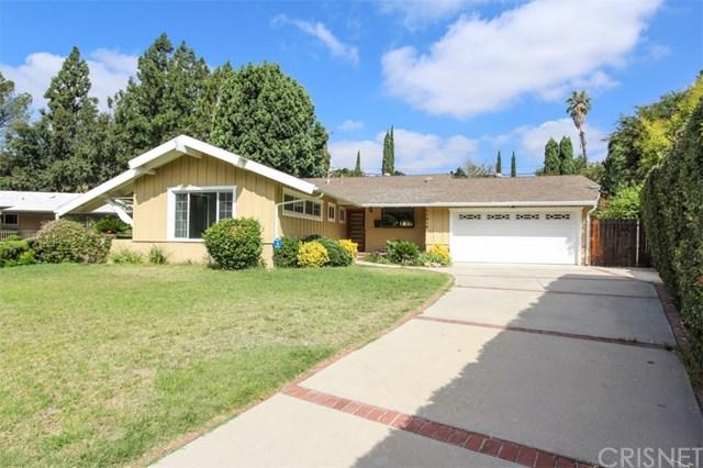 11919 Paso Robles Avenue, Granada Hills, CA 91344 (#SR17191484) :: The Brad Korb Real Estate Group