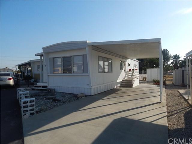 13060 2ND #62, Yucaipa, CA 92399 (#EV17191488) :: RE/MAX Estate Properties