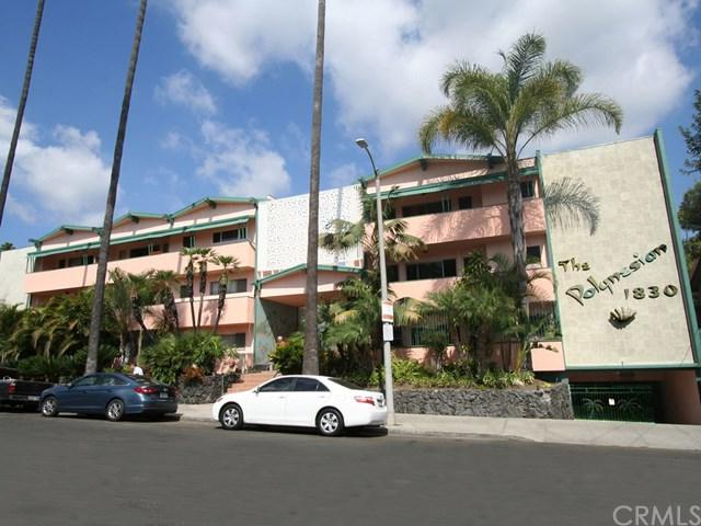 1830 Taft Avenue #106, Hollywood, CA 90028 (#BB17191564) :: Prime Partners Realty