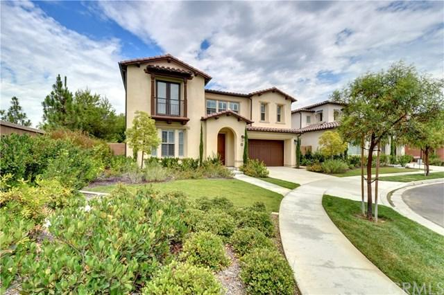 77 Interlude, Irvine, CA 92620 (#OC17191505) :: Fred Sed Realty