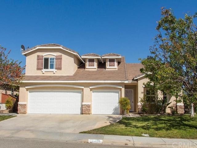 35694 Crest Meadow Drive, Wildomar, CA 92595 (#SW17191695) :: The Val Ives Team