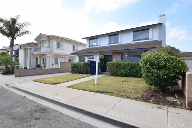 2218 Gates Avenue, Redondo Beach, CA 90278 (#SB17167307) :: Keller Williams Realty, LA Harbor