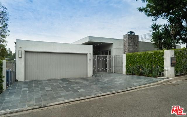 1433 Summitridge Drive, Beverly Hills, CA 90210 (#17262308) :: TruLine Realty
