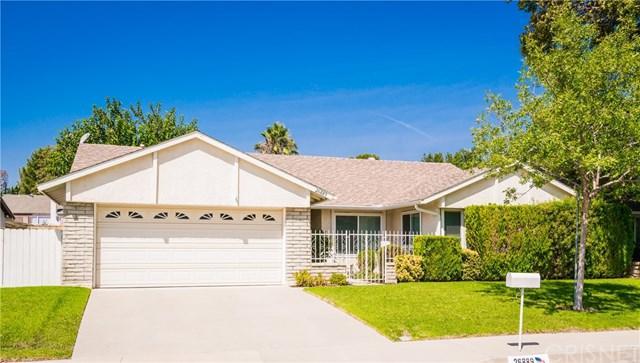 26889 Lugar De Oro Drive, Valencia, CA 91354 (#SR17189748) :: The Brad Korb Real Estate Group