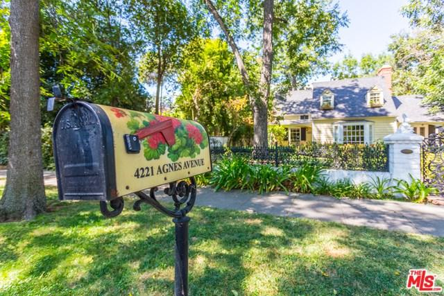 4221 Agnes Avenue, Studio City, CA 91604 (#17262312) :: Prime Partners Realty