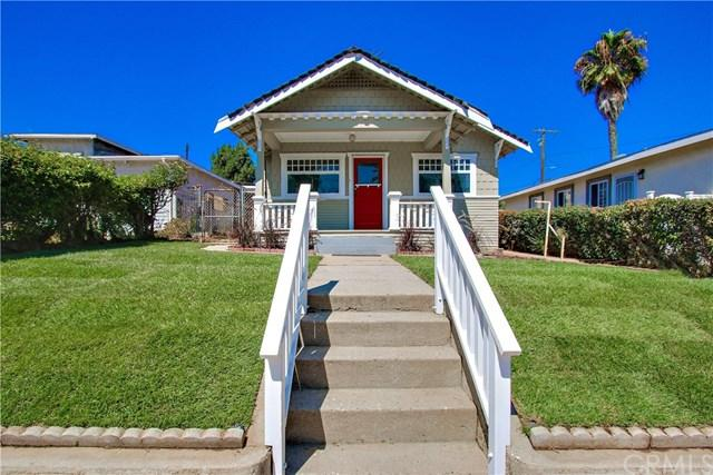 741 N Cabrillo Avenue, San Pedro, CA 90731 (#MC17185654) :: Keller Williams Realty, LA Harbor