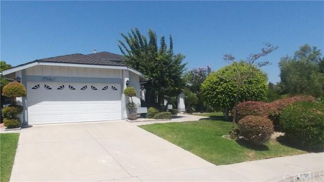 27681 Carballo, Mission Viejo, CA 92692 (#PW17191830) :: Berkshire Hathaway Home Services California Properties