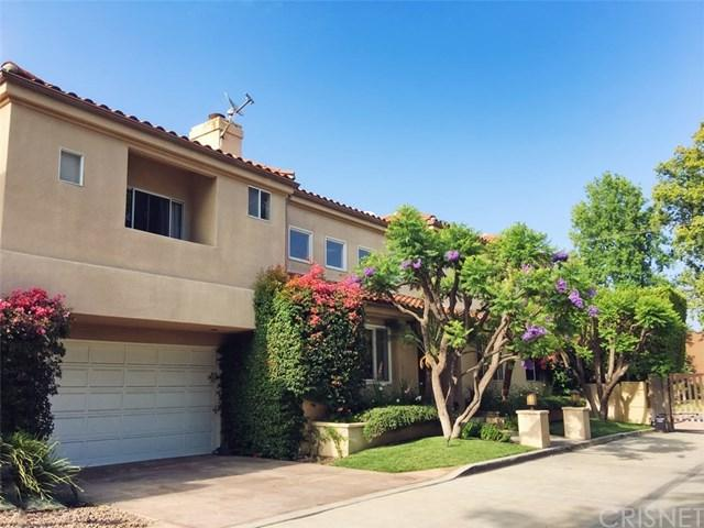 16503 Esprit Lane, Encino, CA 91436 (#SR17191192) :: The Brad Korb Real Estate Group