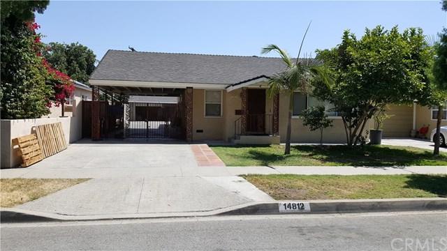 14812 Cameo Avenue, Norwalk, CA 90650 (#CV17192173) :: Kato Group