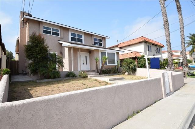 1716 Harriman Lane, Redondo Beach, CA 90278 (#SB17084847) :: Keller Williams Realty, LA Harbor