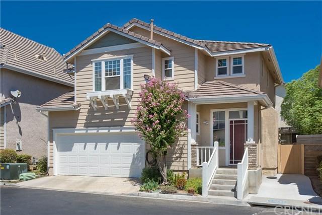 27116 Westview Lane, Valencia, CA 91354 (#SR17191706) :: The Brad Korb Real Estate Group