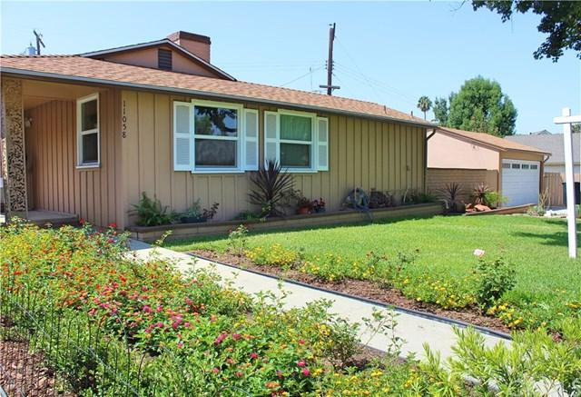 11058 Whitley Street, Whittier, CA 90601 (#DW17182845) :: Carrington Real Estate Services