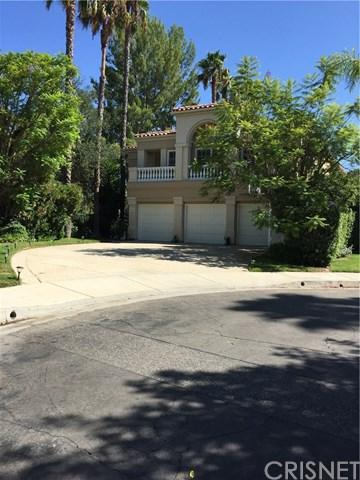 23102 Park Marco Polo, Calabasas, CA 91302 (#SR17190653) :: Fred Sed Realty
