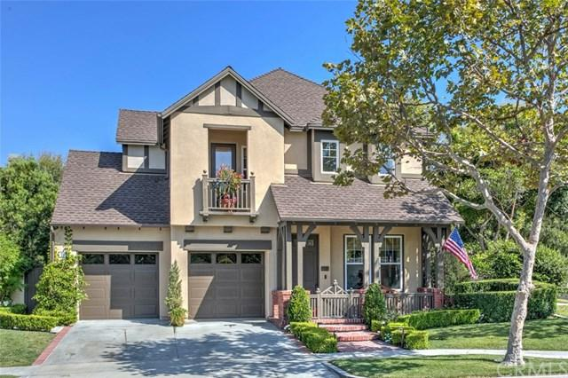 21 Sweet Pea Street, Ladera Ranch, CA 92694 (#OC17191875) :: Berkshire Hathaway Home Services California Properties