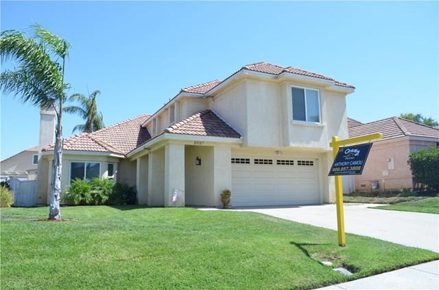 23127 Joaquin Ridge Drive, Murrieta, CA 92562 (#SW17174823) :: RE/MAX Estate Properties