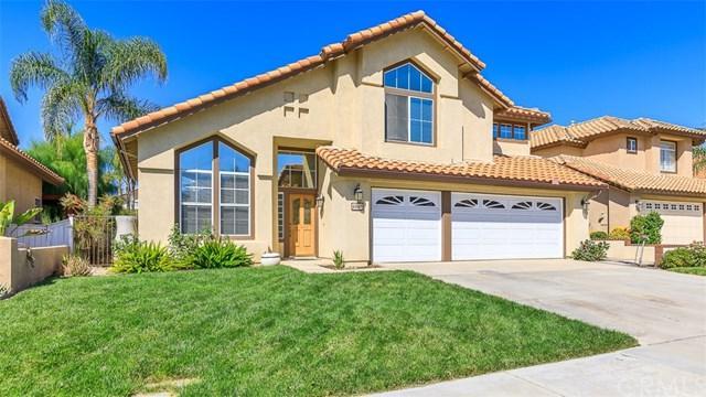 41649 Elk Run Drive, Murrieta, CA 92562 (#SW17174819) :: RE/MAX Estate Properties