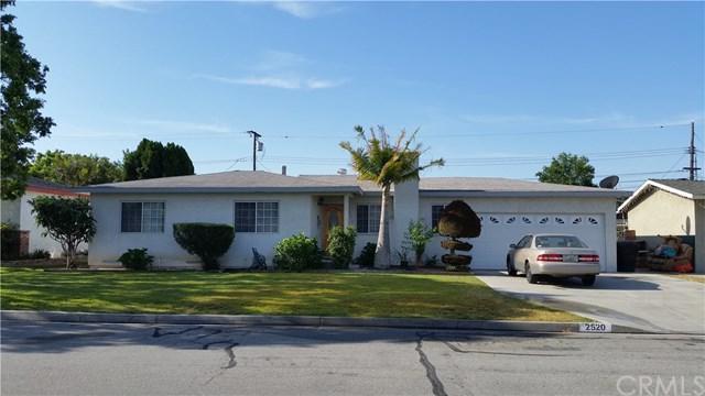 2520 W Keys Lane, Anaheim, CA 92804 (#PW17192415) :: RE/MAX New Dimension