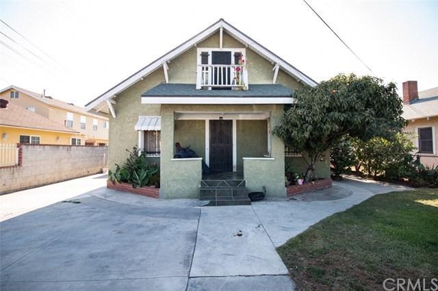 143 S Alma Avenue, East Los Angeles, CA 90063 (#DW17192444) :: Berkshire Hathaway Home Services California Properties