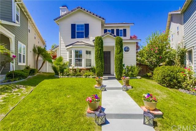 89 Livingston Place, Ladera Ranch, CA 92694 (#OC17192454) :: Berkshire Hathaway Home Services California Properties