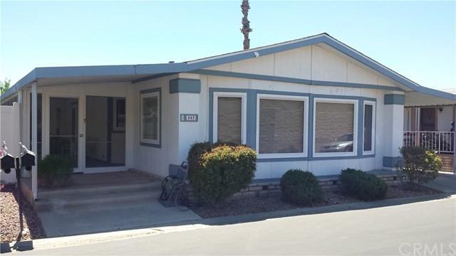2230 Lake Park Drive #247, San Jacinto, CA 92583 (#SW17192504) :: RE/MAX Estate Properties