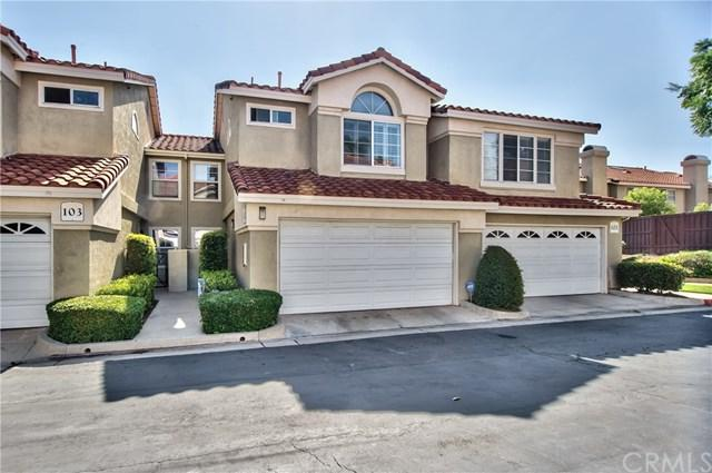 1140 San Marino Court #102, Corona, CA 92881 (#IG17192666) :: Carrington Real Estate Services