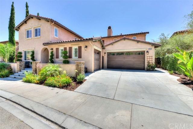 26807 Chamomile Street, Murrieta, CA 92562 (#OC17192746) :: RE/MAX Estate Properties