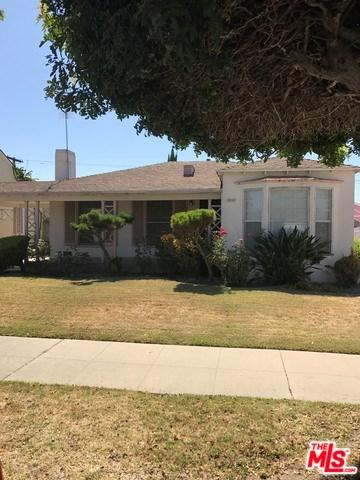 3713 West, Los Angeles (City), CA 90016 (#17262714) :: RE/MAX Estate Properties