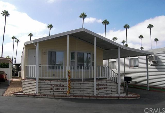 4117 W Mcfadden Avenue #322, Santa Ana, CA 92704 (#PW17192380) :: RE/MAX New Dimension