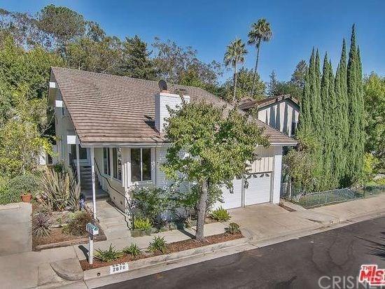 2870 Woodwardia Drive, Los Angeles (City), CA 90077 (#SR17193058) :: TruLine Realty