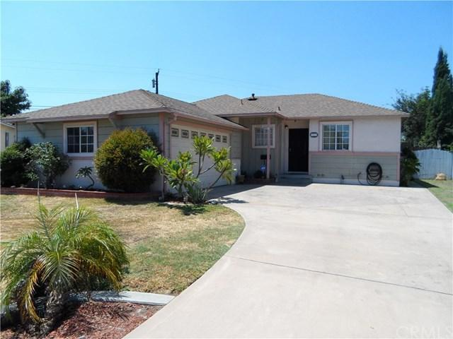 9143 Cord Avenue, Downey, CA 90240 (#CV17193181) :: Kato Group