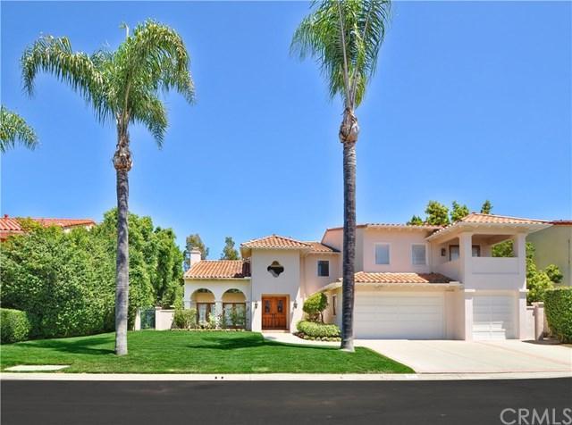 40 Via Costa Verde, Rancho Palos Verdes, CA 90275 (#PV17193272) :: Erik Berry & Associates