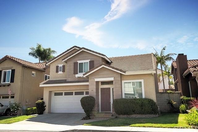 11 Maple Drive, Aliso Viejo, CA 92656 (#OC17193156) :: DiGonzini Real Estate Group