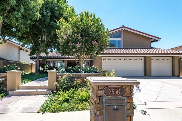 3650 Cliffsite Drive, Rancho Palos Verdes, CA 90275 (#PV17140496) :: Erik Berry & Associates