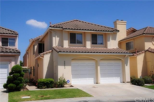 2523 Woodbury Drive, Torrance, CA 90503 (#SB17194081) :: Erik Berry & Associates