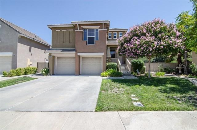 44474 Dorchester Drive, Temecula, CA 92592 (#SW17194217) :: The Val Ives Team