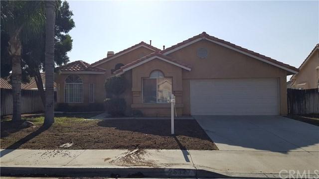 25327 Avenida Chagres, Hemet, CA 92544 (#SW17193491) :: Kristi Roberts Group, Inc.