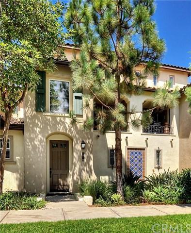 227 Dewdrop, Irvine, CA 92603 (#OC17192869) :: DiGonzini Real Estate Group