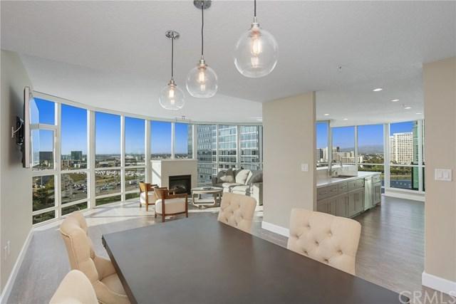3131 Michelson Drive #1401, Irvine, CA 92612 (#OC17194789) :: DiGonzini Real Estate Group