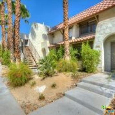 345 W Mariscal Road, Palm Springs, CA 92262 (#17263442PS) :: The Val Ives Team
