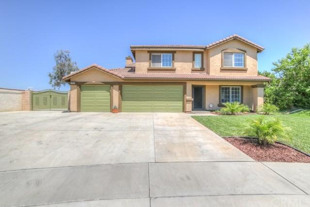 1309 Radcliffe Circle, Corona, CA 92881 (#CV17192684) :: Kristi Roberts Group, Inc.