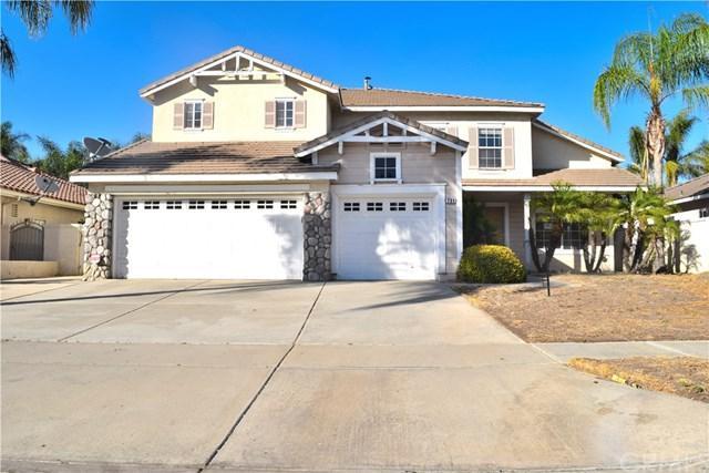 735 Orange Hill Drive, Corona, CA 92881 (#SW17195172) :: Kristi Roberts Group, Inc.